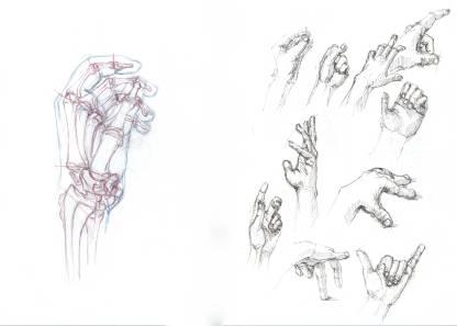 Hand-skizze