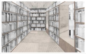 Bücherkammer